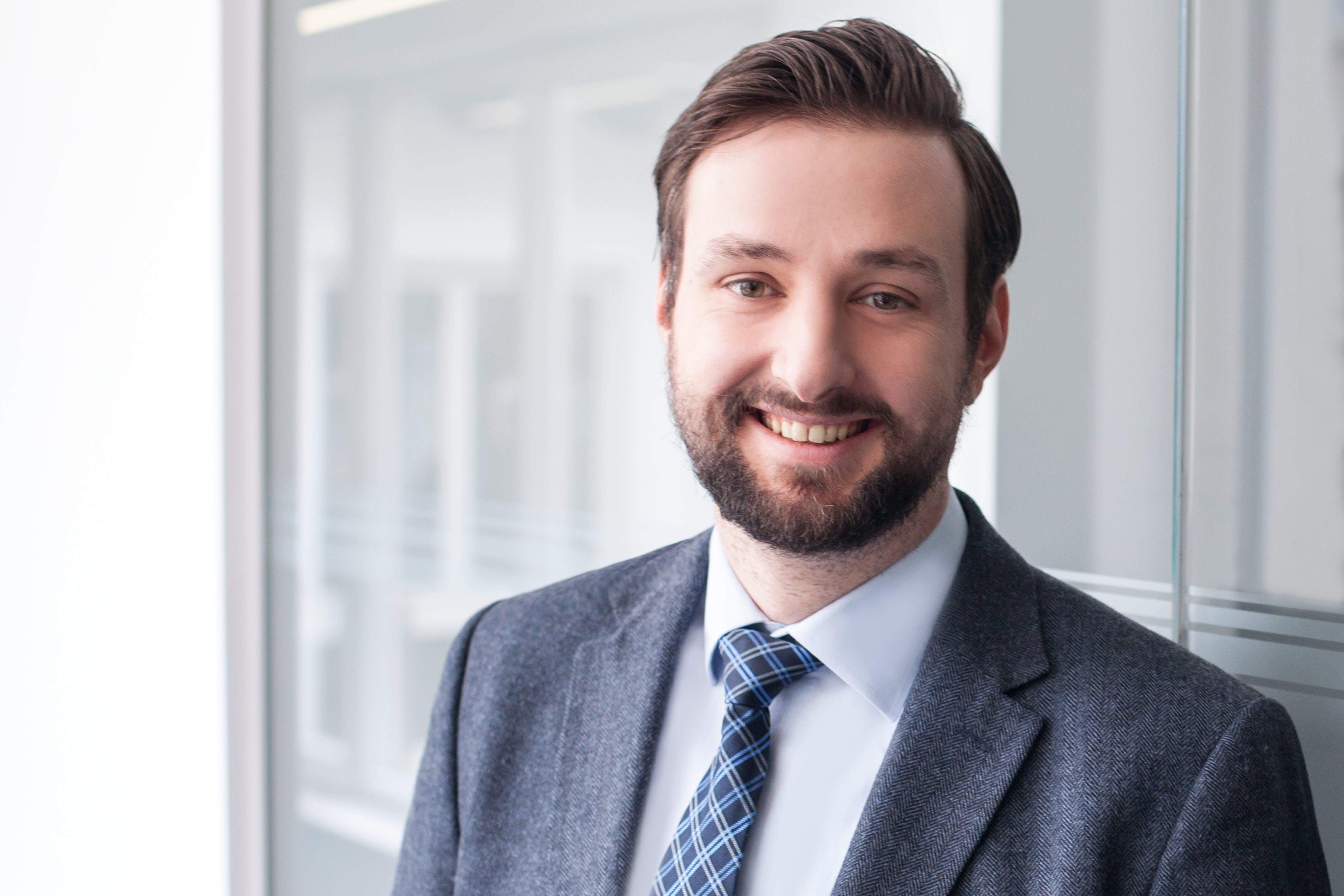 Experte Max Görner von Allfoye
