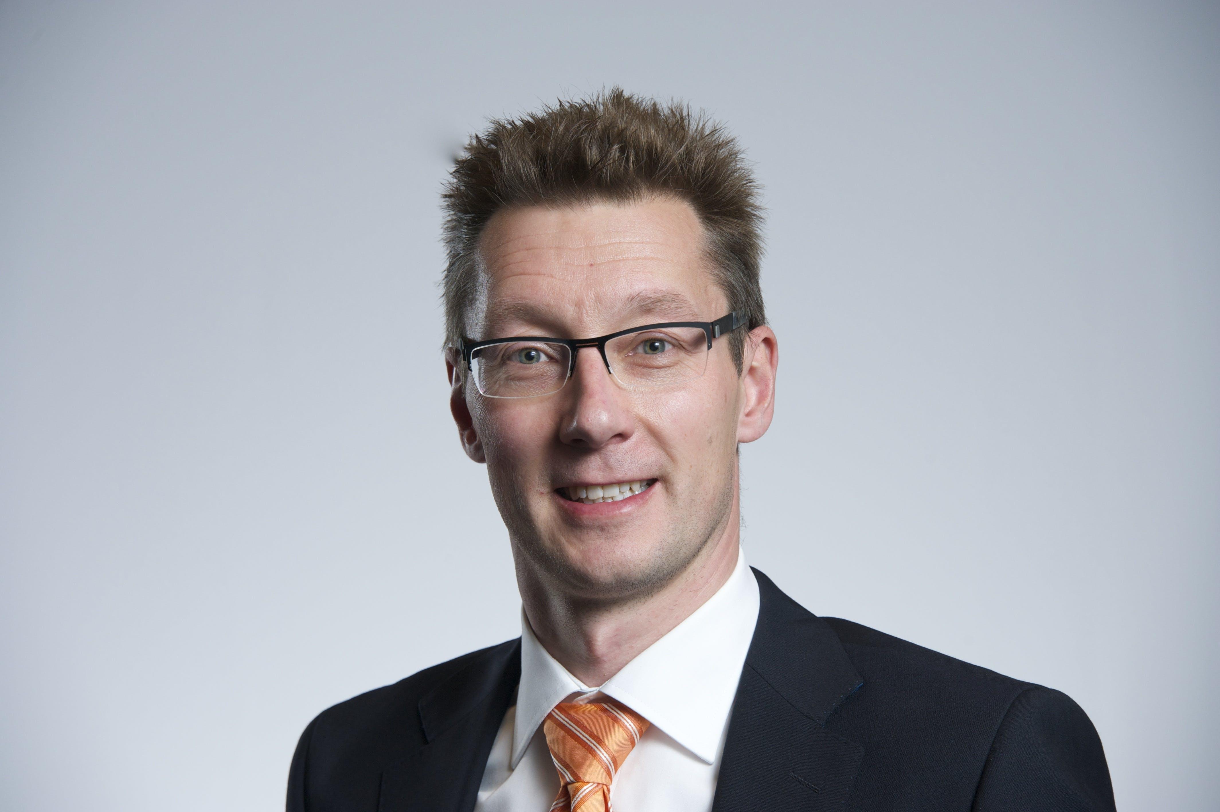 Experten Olaf Kerger von All for One Steeb