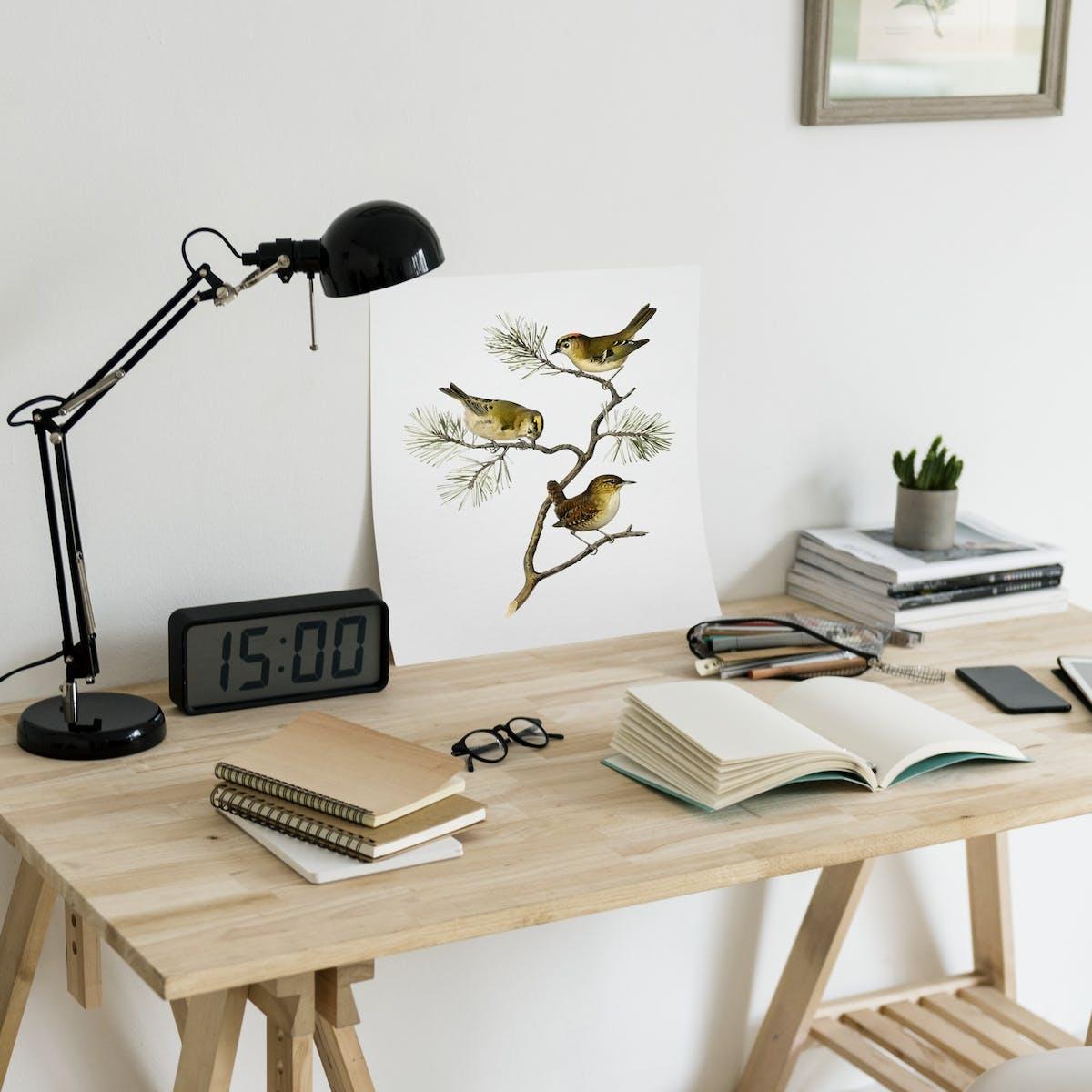 Titelbild-5-Stunden-Tag-Homeoffice-Home-Office-Schreibtisch-15-Uhr-Feierabend-pixabay-3289270-rawpixel
