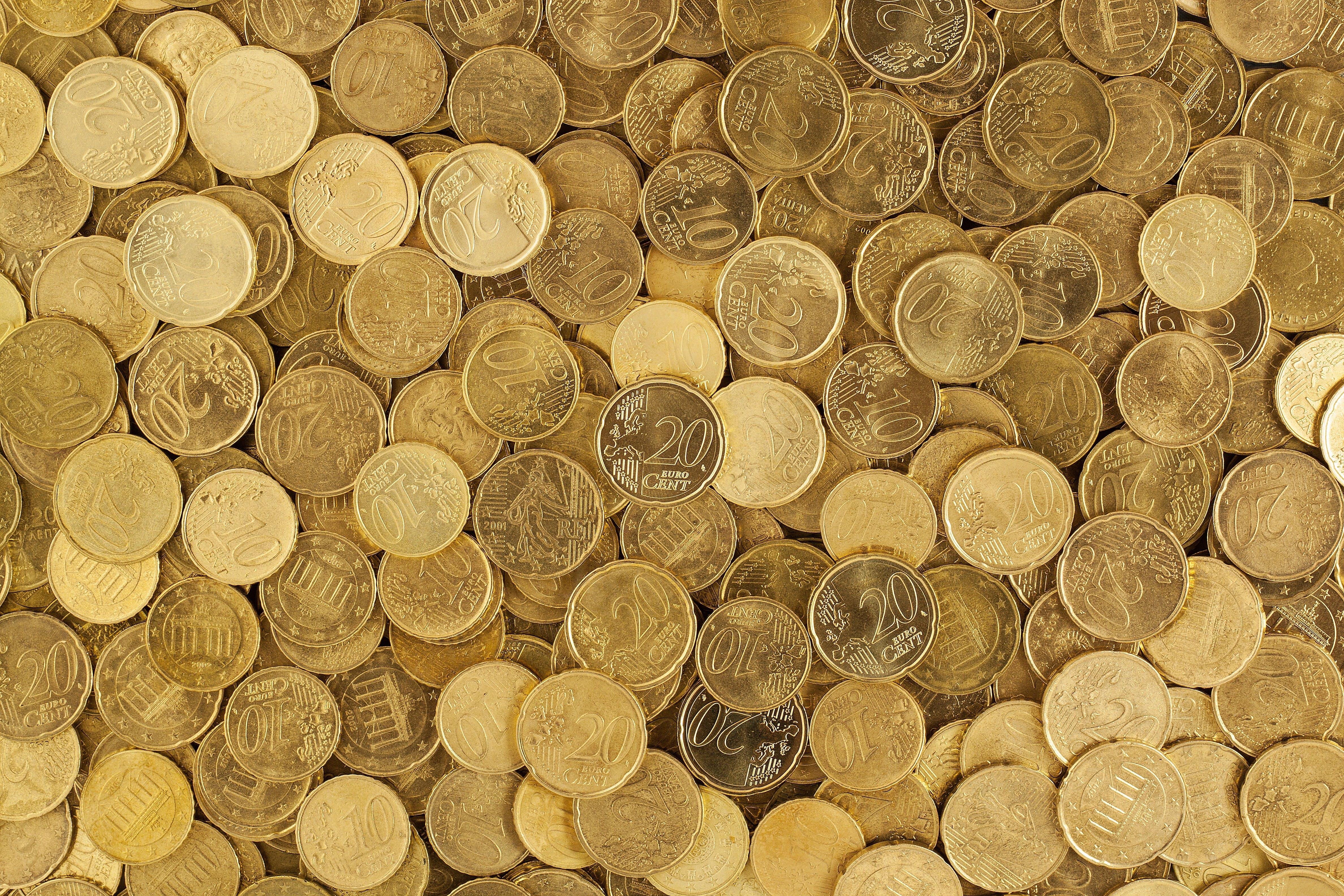 Titelbild-Ersparnisse-Euro-Cent-Geld-Münzen-Vergütung-pexels-106152-Pixabay