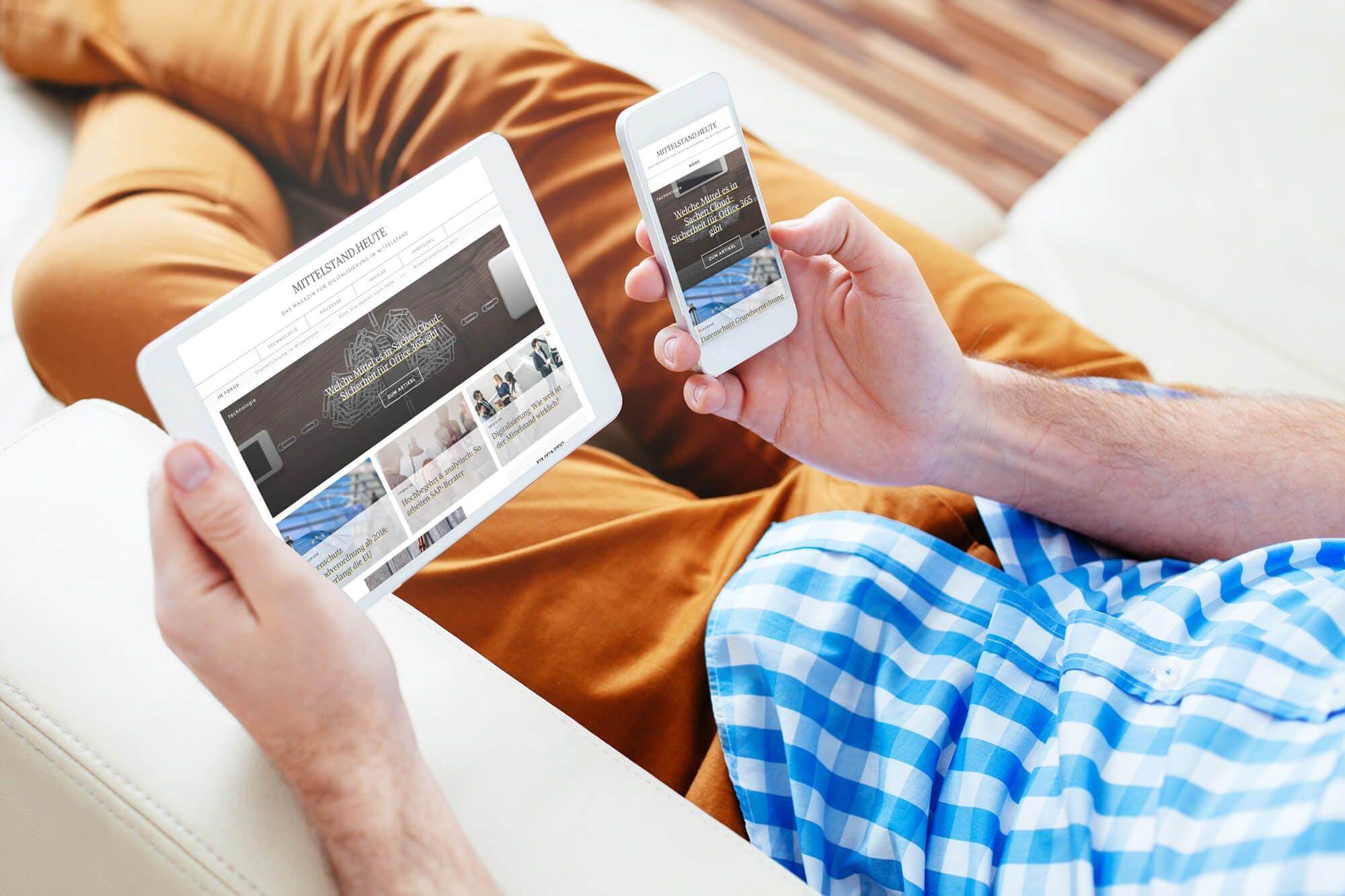 Mittelstand Heute ist das Online Magazin für den Mittelstand und mittelständische Unternehmen