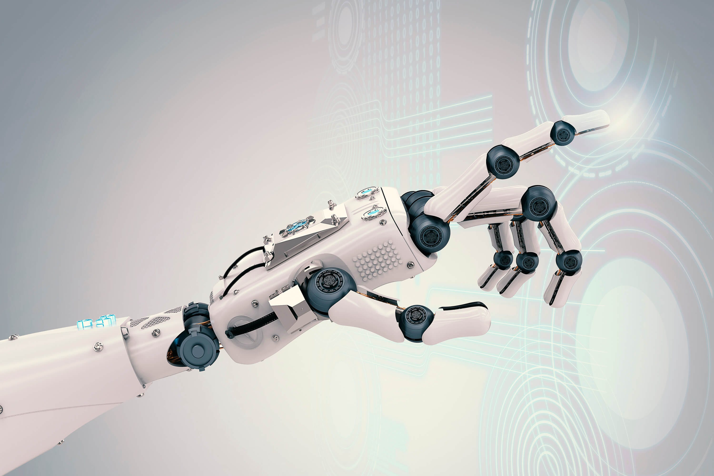 Titelbild-Roboter-Hand-Arm-Touchscreen-iStock-647133704-PhonlamaiPhoto