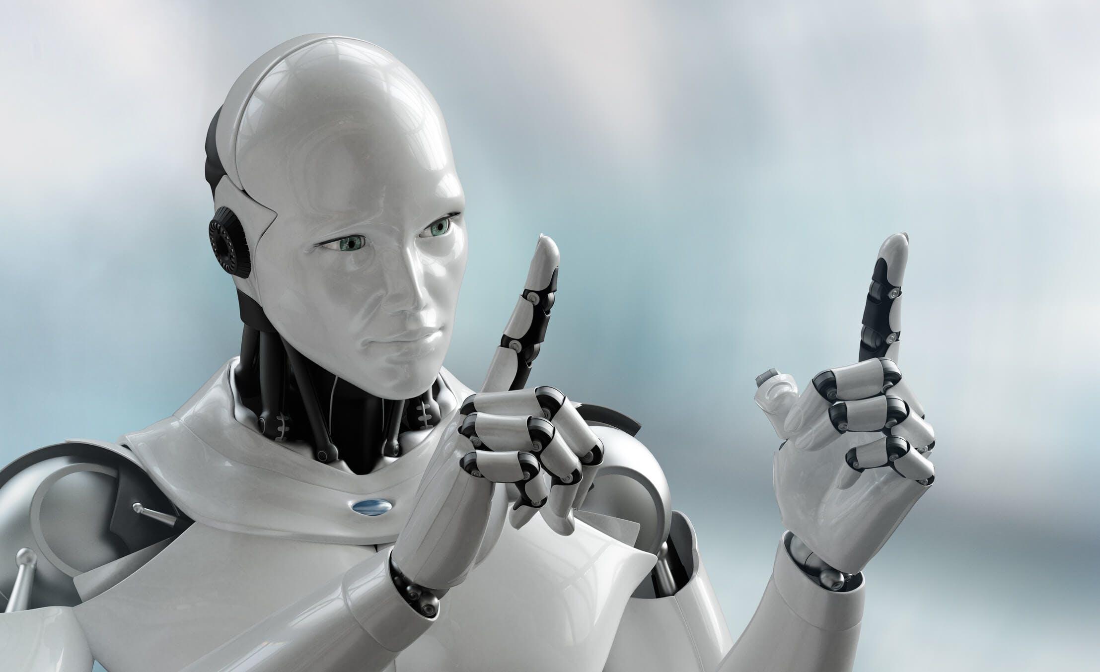 Titelbild-Roboter-KI-Künstliche-Intelligenz-so-lang-Länge-iStock-543191318-mennovandijk